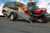 Прицепы для транспортировки гидроциклов, квадроциклов и снегоходов