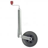 Опорное колесо Compact, нагрузка 150 кг, пластиковый диск