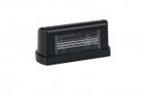 Фонарь освещения номерного знака Fristom FT-022, чёрный